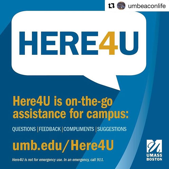 We are #Here4U when the lights are out by Quinn. How else can we be Here4U?⁠ ⁠ #umbeaconlife